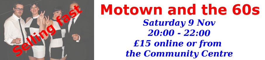 Motown and the 60s