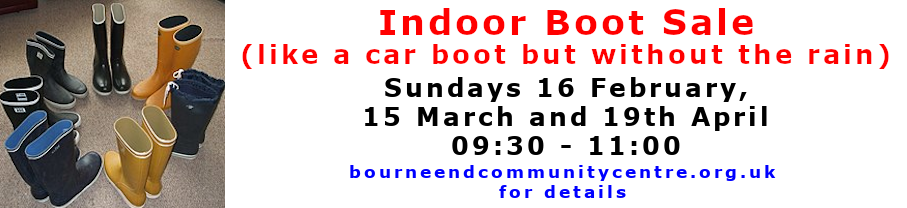 Indoor Boot Sales 202002-202004