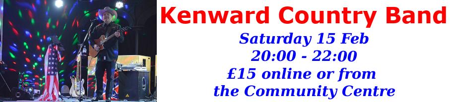 Kenward Country Band - Feb 2020