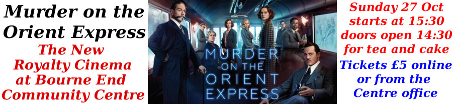 The New Royalty - Murder on the Orient Express