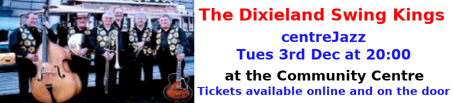 centreJazz-Dixieland Swing Kings-Dec 2019