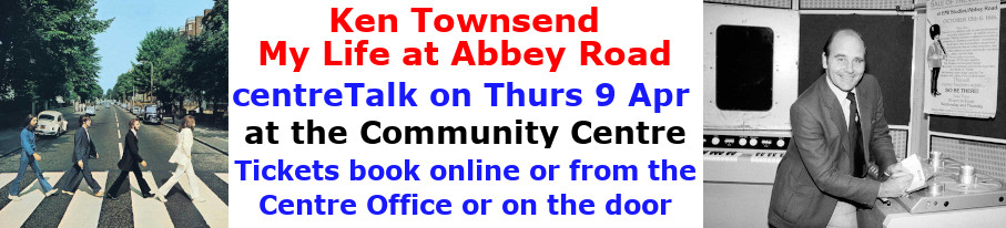 centreTalks - Abbey Road - Apr 2020
