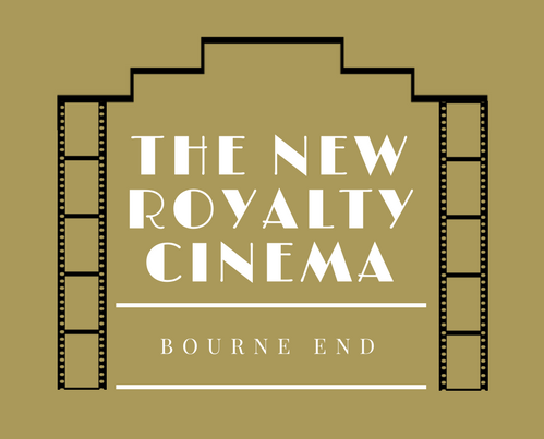 The New Royalty Cinema Logo