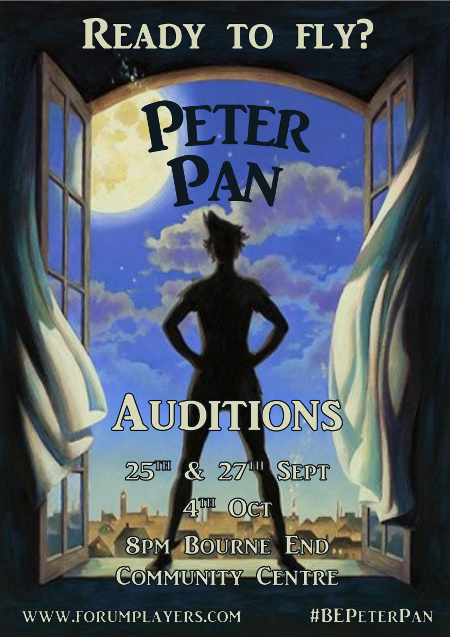 Forum Players Peter Pan Auditions
