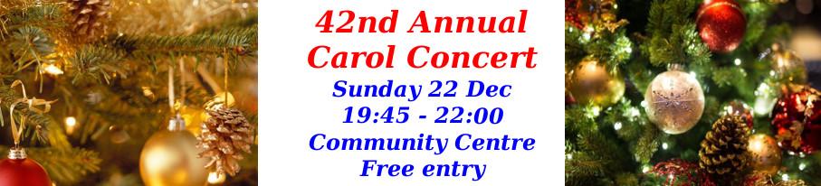 42nd Carol Concert