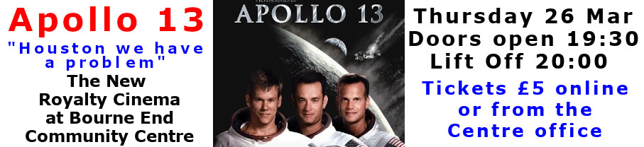 The New Royalty - Apollo 13