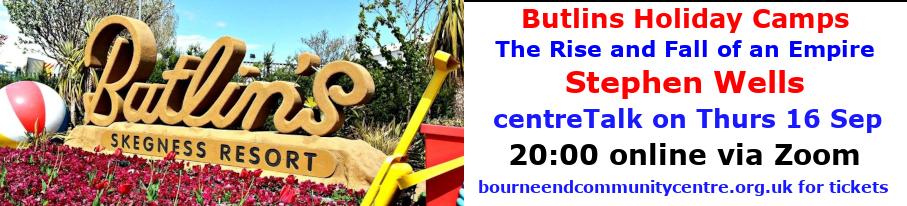 centreTalks - Butlins - Sep 2021